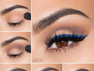 3f2eb LAN SC Blue tutorial 010 1024x1024 360x270 - 10 Eye Makeup Tutorials For The Summer Time