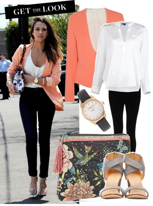 86915 216ec237a55360e526757e497088c5c8 - 15 Celebrities Inspired Polyvore Combinations You Need To See