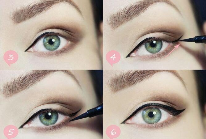 The Best Step-by-Step Eyeliner Makeup Tutorials