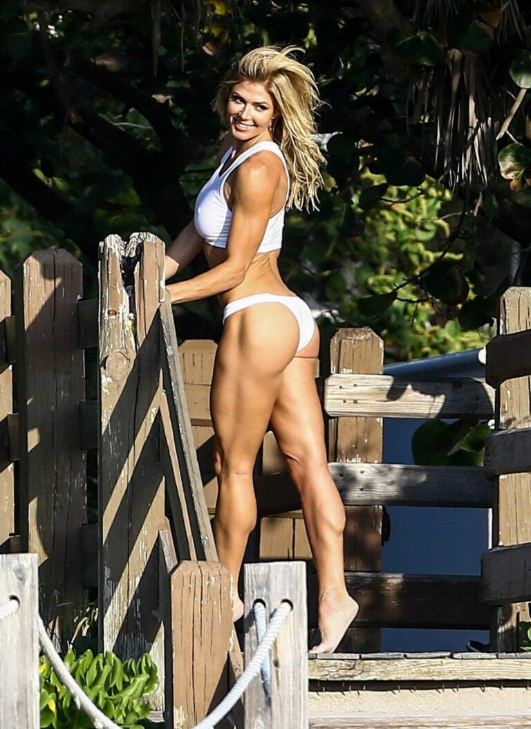 c3b67 Torrie Wilson 108 768x1054 - Torrie Wilson Showing Off Her Ripped Physique In Miami