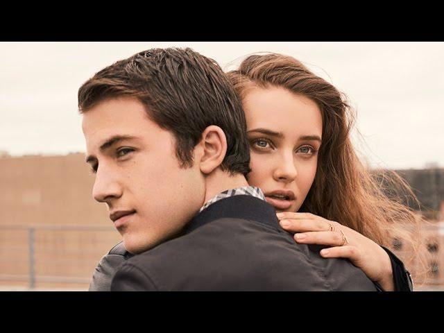 13 reasons why stars katherine dylan discuss their chemistry success more youtube thumbnail - 13 Reasons Why Stars Katherine & Dylan Discuss Their Chemistry, Success & More