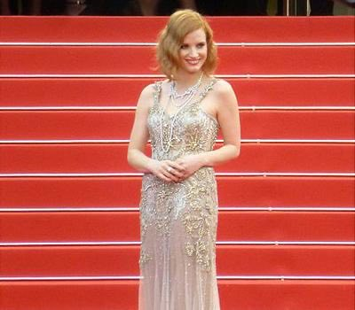 4c890 Chastain - Jessica Chastain Call Cannes Films Representation of Women 'Disturbing'