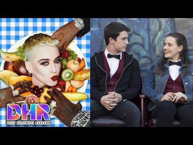 katy perry faces backlash surrounding new single new details on season 2 of 13 reasons why dhr youtube thumbnail - Katy Perry Faces BACKLASH Surrounding New Single – NEW Details On Season 2 Of 13 Reasons Why (DHR)