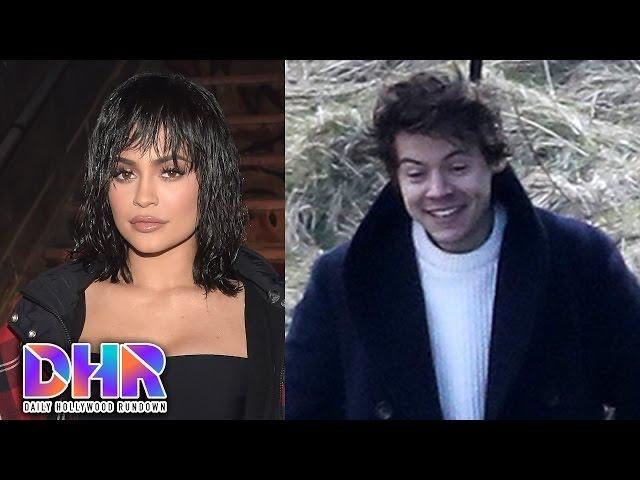 kylie jenner caught in a love triangle harry styles new single is here dhr youtube thumbnail - Kylie Jenner Caught In A Love Triangle?- Harry Styles NEW SINGLE IS HERE (DHR)
