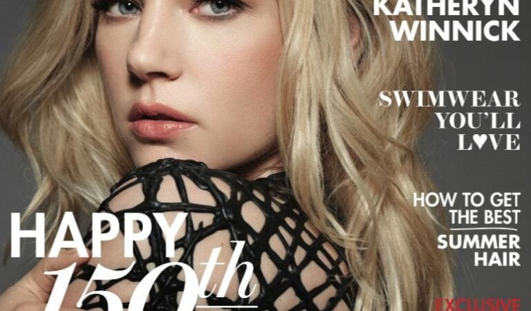Real Style's Summer 2017 Issue Featuring Katheryn Winnick Is Officially Here