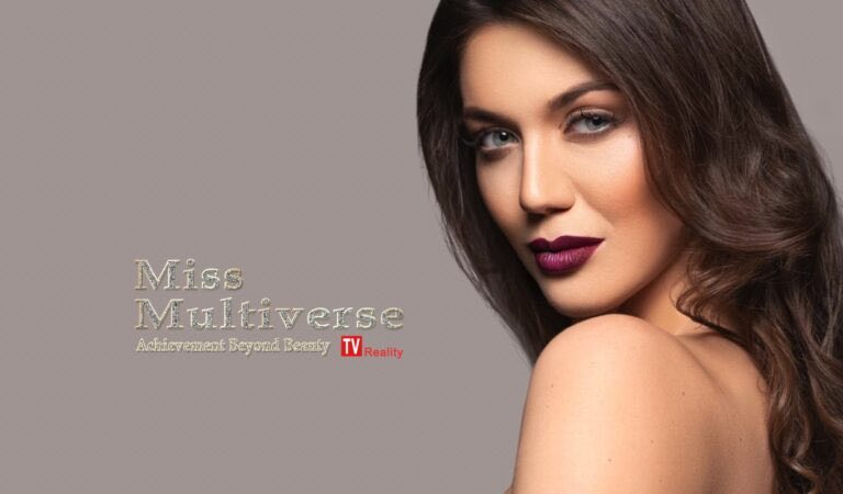 Alyona Smirnova Miss Multiverse Ukraine 2019 – Interview