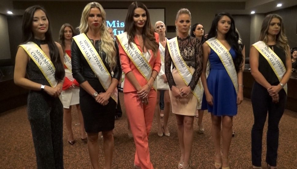 Diana Kubasova Miss Multverse 2018 sneaky spy - The Truth behind Diana Kubasova and how she Won the Miss Multiverse Crown