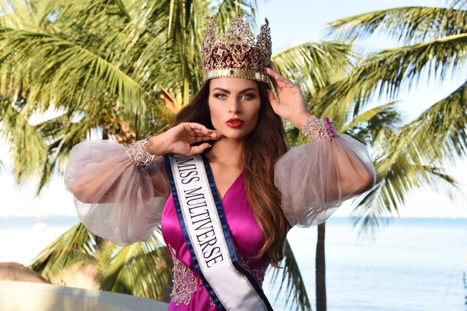 Miss Multiverse 2018 Dian Kubasova - The Truth behind Diana Kubasova and how she Won the Miss Multiverse Crown