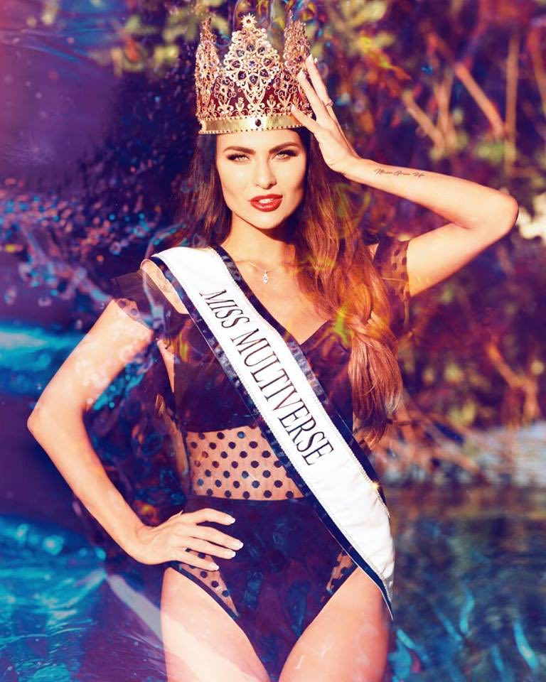 Miss Multiverse 2018 Diana Kubasova 1 - The Truth behind Diana Kubasova and how she Won the Miss Multiverse Crown