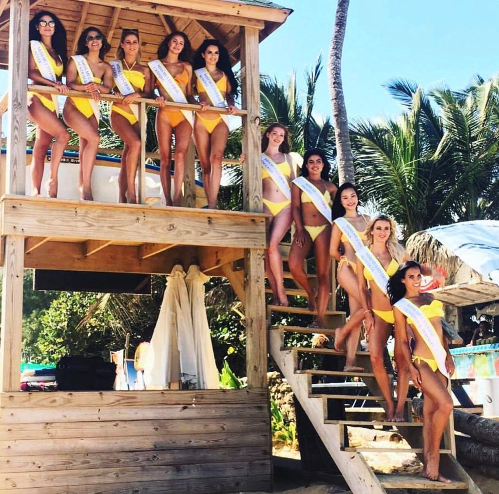 Miss Multiverse 2019 adventures hard rock punta cana b - Shelby Howell Miss Multiverse America 2019