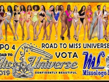 Road To Miss Universe 2019 GRUPO 4 VOTA 360x270 - Road To Miss Universe 2019 - GRUPO 4 - VOTA YA