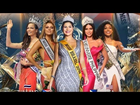 TOP 5 STRONGER CANDIDATES – THAT YOU SHOULD WATCH OUT – MISS UNIVERSE 2019