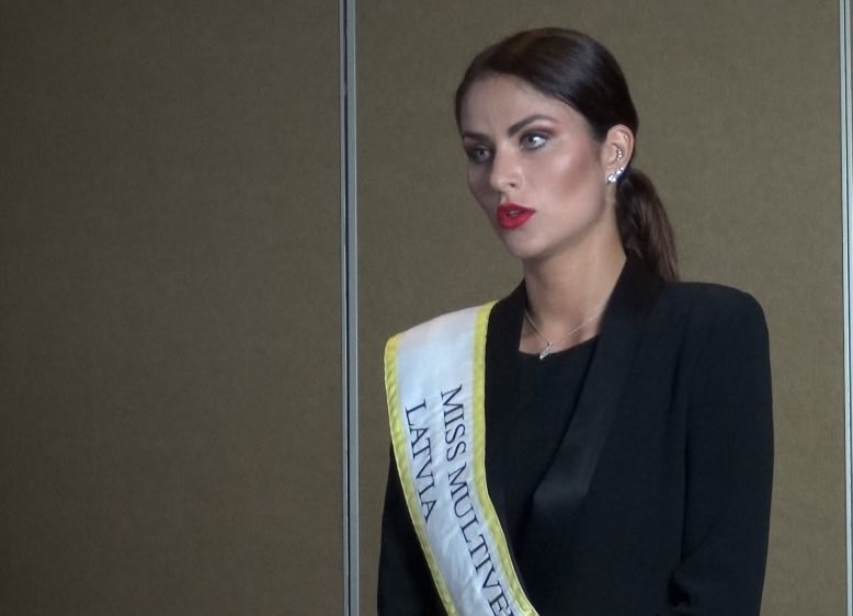 emotions 2 - The Truth behind Diana Kubasova and how she Won the Miss Multiverse Crown