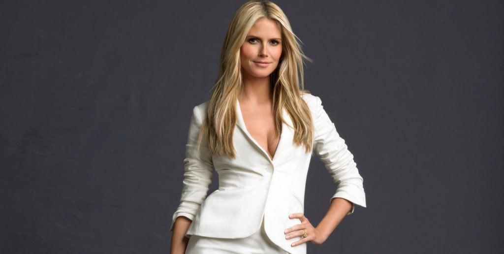 heidi klum 1024x516 - Are Celebrities, Models and Instagram fueling the millennial plastic surgery boom?