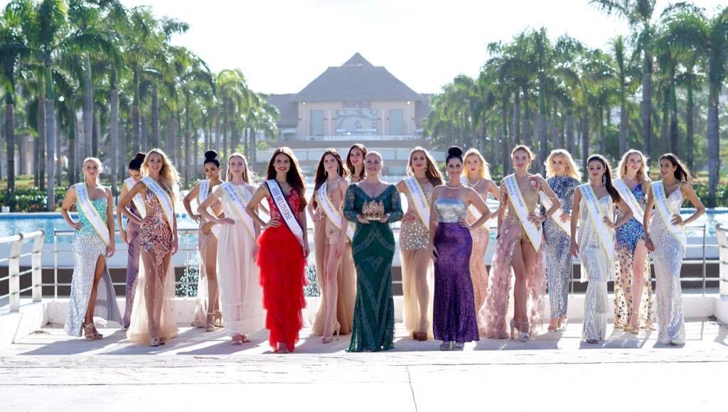 Miss Multiverse 2019 Hard Rock Hotel and Casino Punta Cana - Miss Multiverse 2019 in Hard Rock Hotel & Casino Punta Cana - Alice Veglio Interview