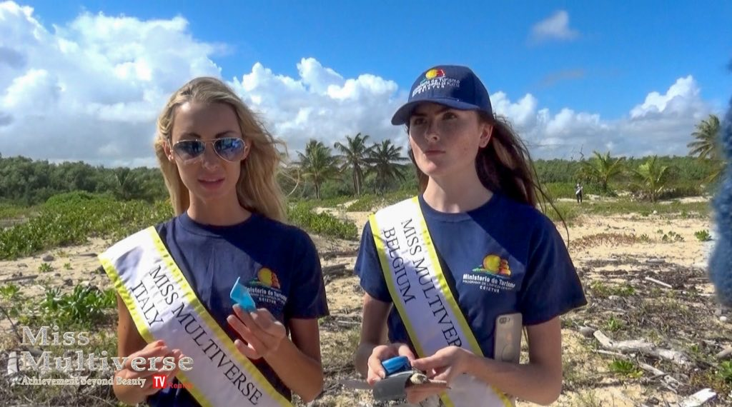 italy cean beach00006 1 1024x570 - Miss Multiverse 2019 in Hard Rock Hotel & Casino Punta Cana - Alice Veglio Interview