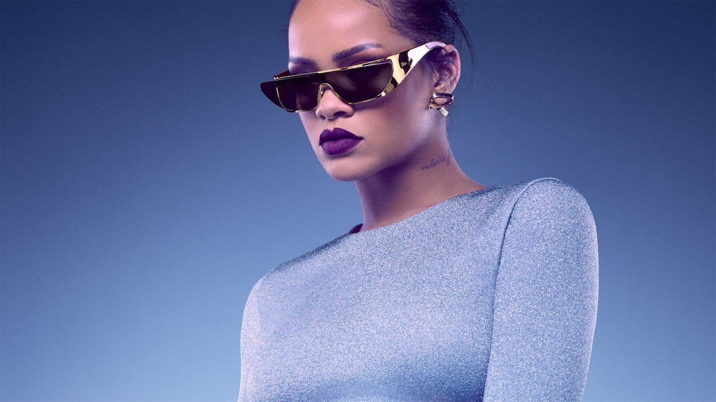 Rihanna - Most Famous and Trending Female Celebrities of 2021